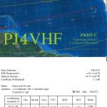 PJ4VHF_QSL