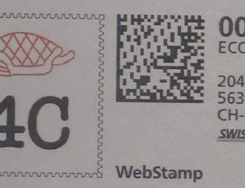 Special edition D4C Stamps for direct QSL'ing